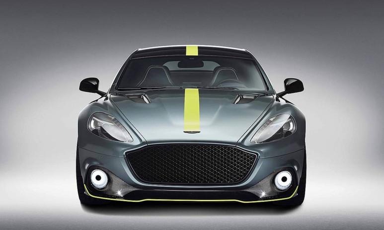 Aston Martin Rapide AMR gün yüzüne çıktı!