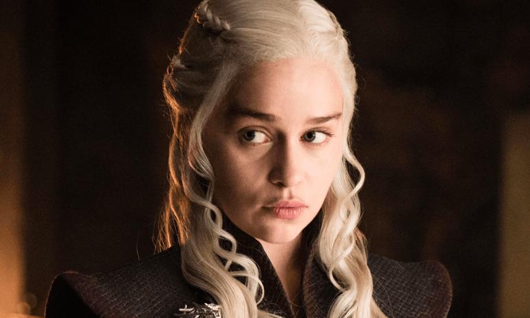 Game of Thrones'un Khaleesi'sinden veda!