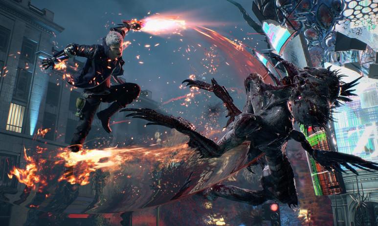 Dante'nin macerası Gamescom 2018'de devam edecek!