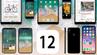 iOS 12 hangi cihazları destekleyecek?