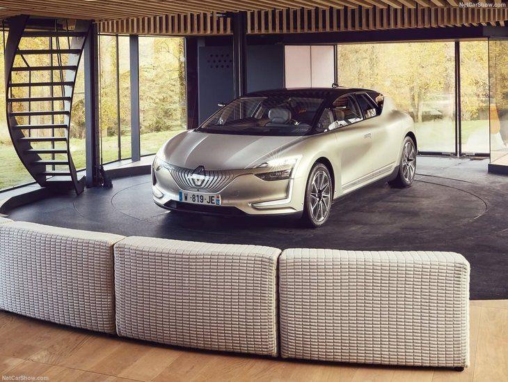 2017 Renault Symbioz 2 konsept - Page 4