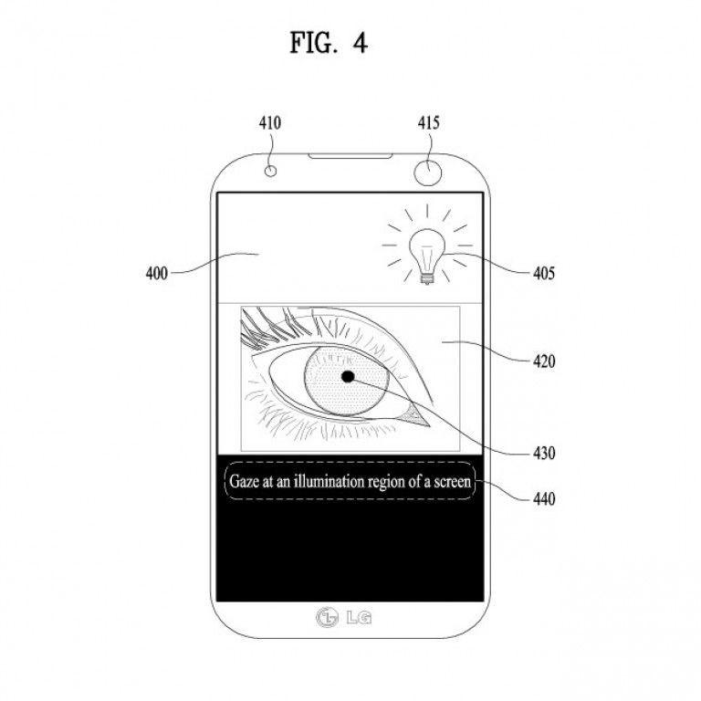 LG G7 iris tarayıcı ile geliyor - Page 1