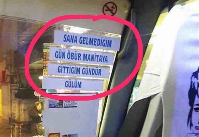 Sadece Türkiye'ye has kareler - Page 3