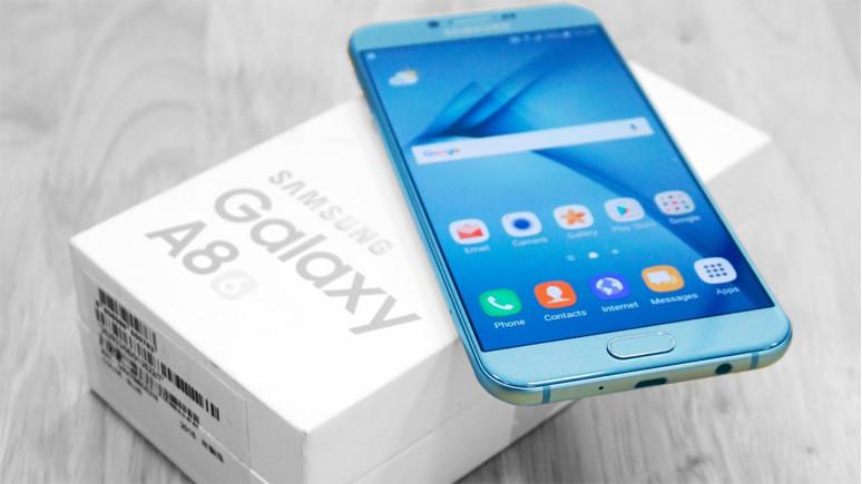 Karşınızda 2018 model Galaxy A8+! (Video)