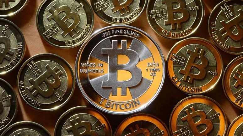 Bitcoin mum gibi eriyor