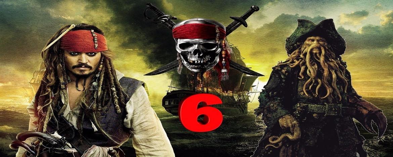 Karayip Korsanları 6 geliyor!
