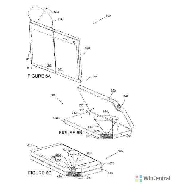 İşte katlanabilir Surface Phone! - Page 1
