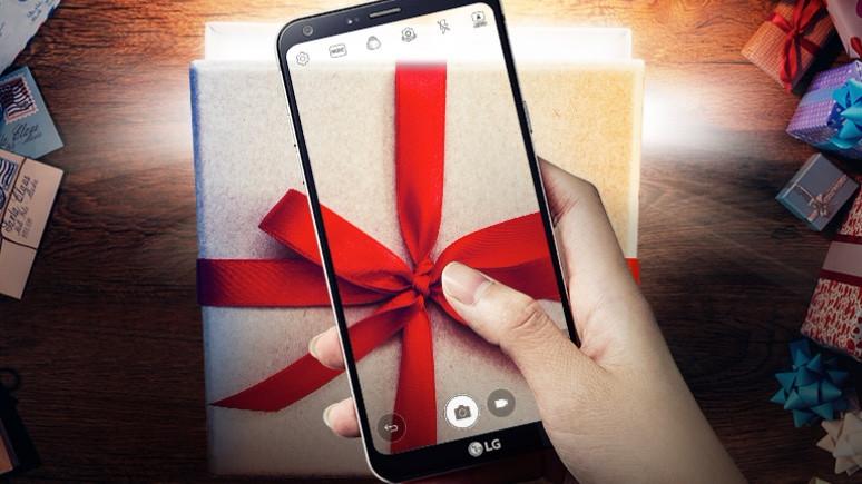 LG'den G6 ve Q6 kullanıcılarına yılbaşı sürprizi