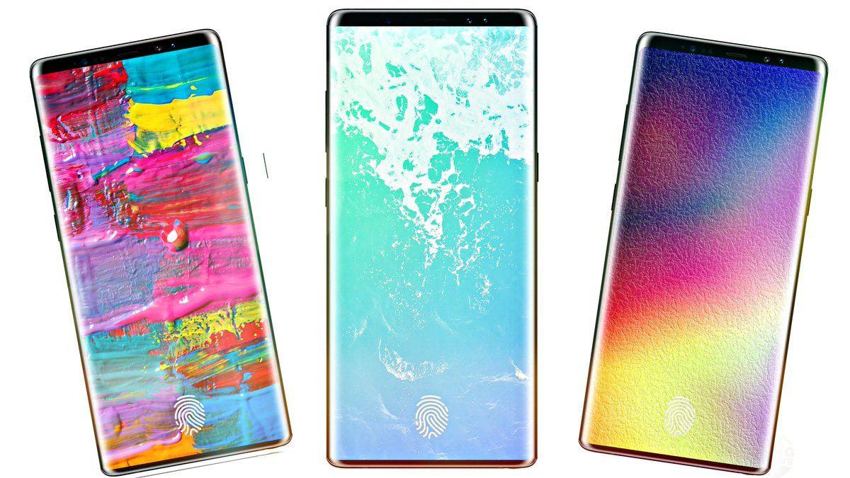 Şimdiye kadar sızdırılan Galaxy S9 ve Galaxy S9+ görüntüleri - Page 2