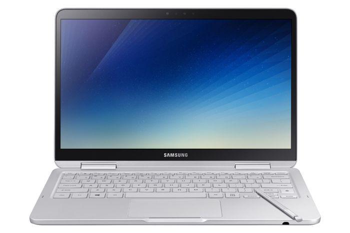 İşte Samsung'un kalemli bilgisayarı! - Page 1