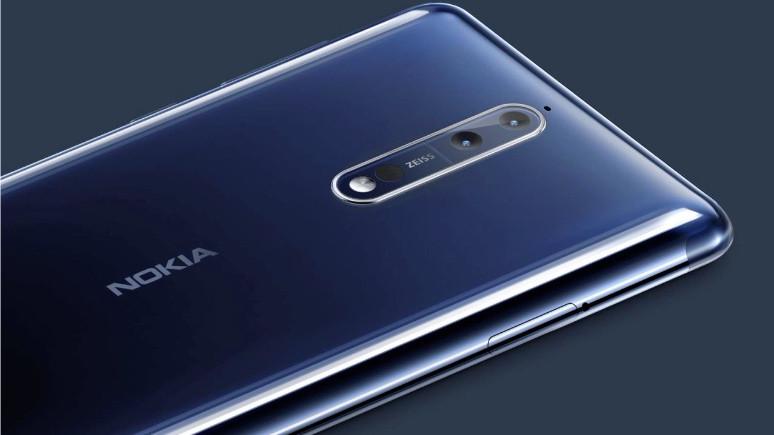 Nokia 8 DxOMark testlerinde hayal kırıklığı oldu