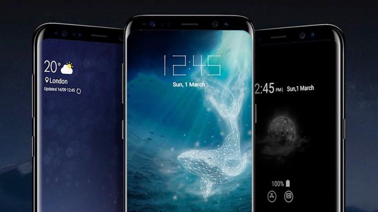 İşte Samsung'dan beklenen Galaxy S9! (Video)