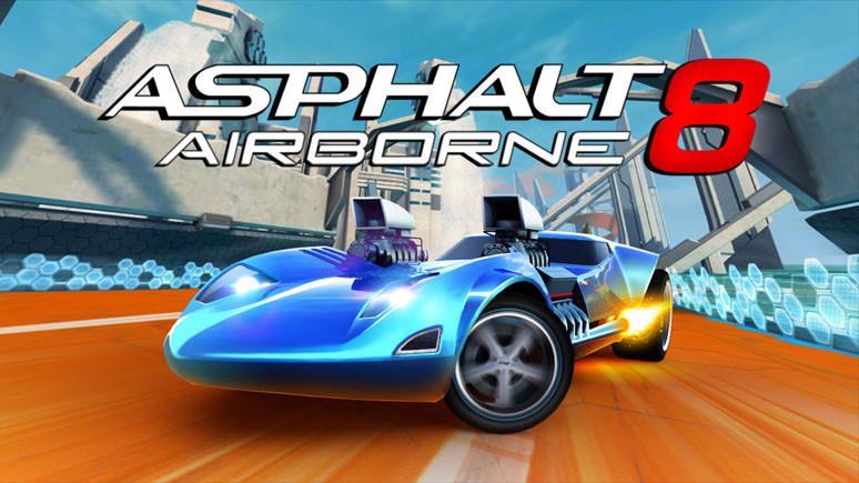 Asphalt 8: Hot Wheels güncellemesi yayınlandı