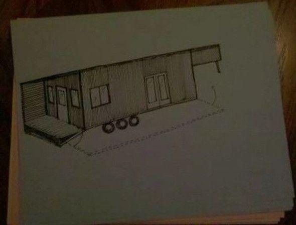 Kendi evini yapan Mimar - Page 3