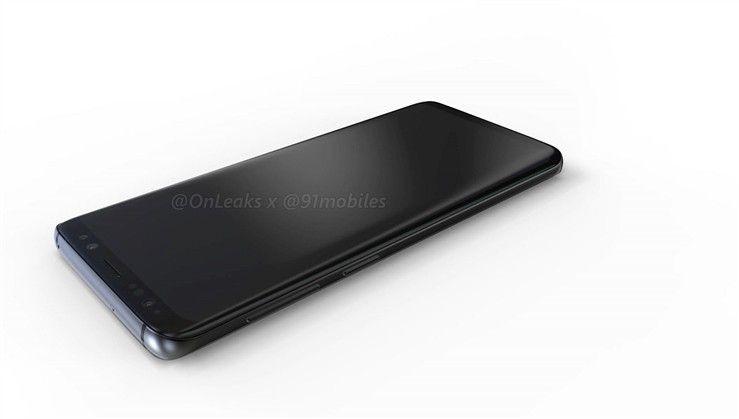 Samsung Galaxy S9 sızdırıldı - Page 1
