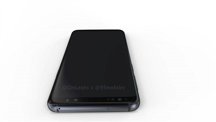 Samsung Galaxy S9 sızdırıldı - Page 3