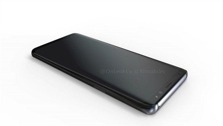 Samsung Galaxy S9 sızdırıldı - Page 4