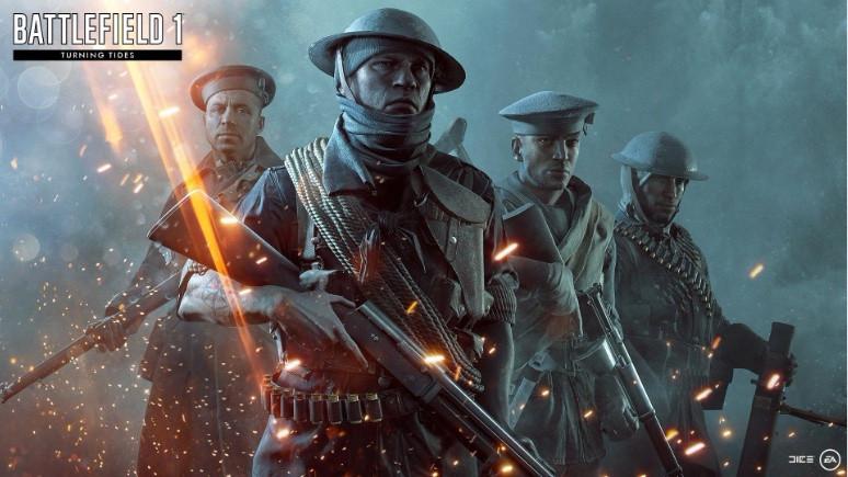 Battlefield 1'e Çanakkale haritası geliyor