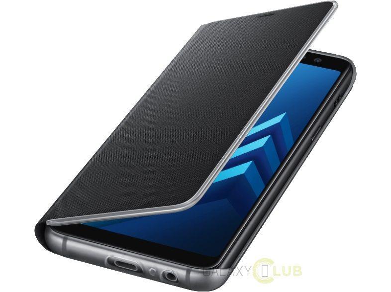 2018 model Galaxy A8'in resmi görüntüleri sızdırıldı - Page 1