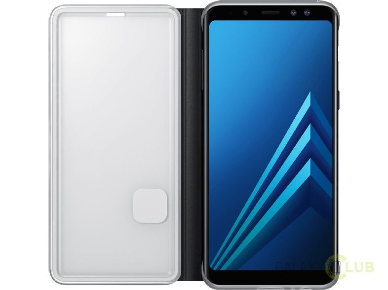 2018 model Galaxy A8'in resmi görüntüleri sızdırıldı - Page 2