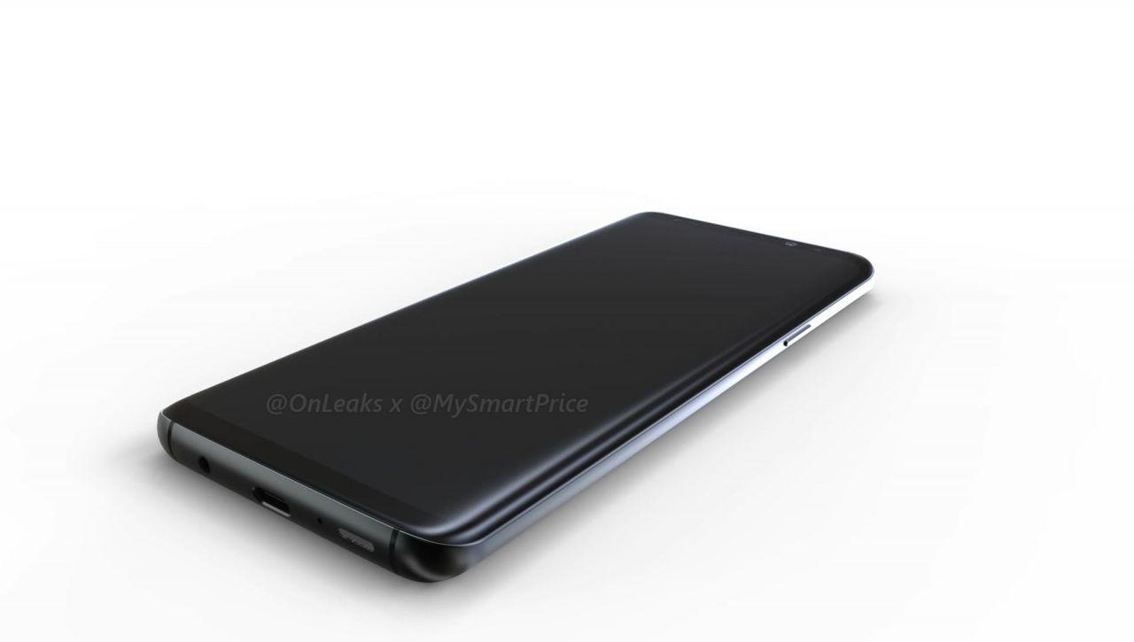 Galaxy S9'dan sonra Galaxy S9+ modelide sızdı - Page 2