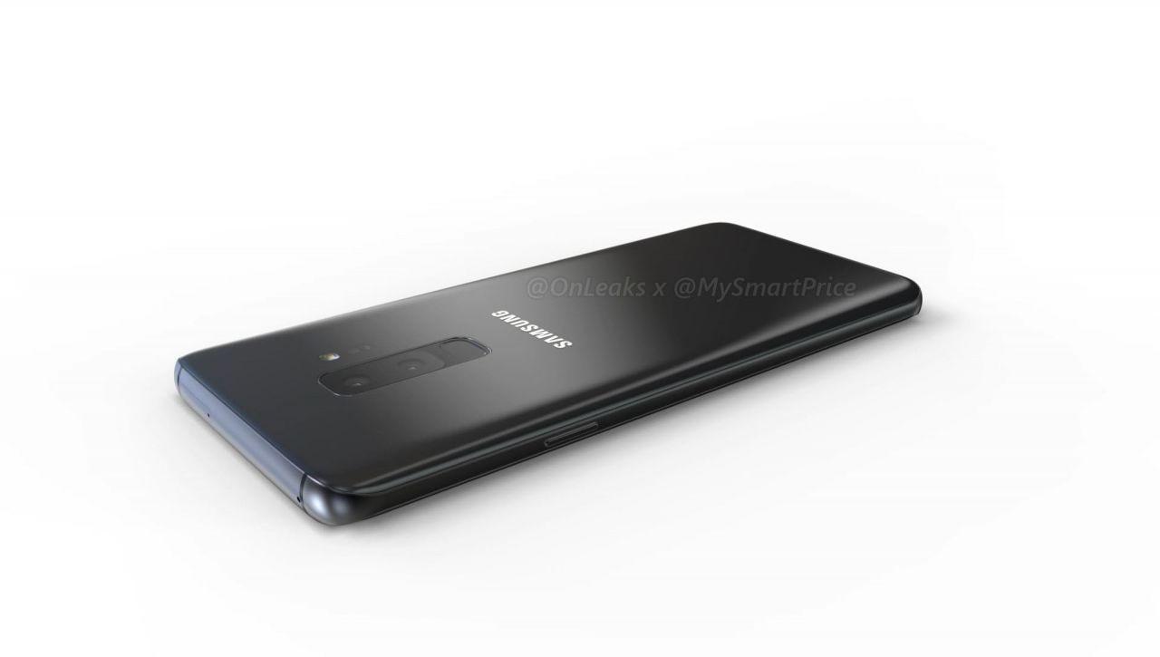 Galaxy S9'dan sonra Galaxy S9+ modelide sızdı - Page 3
