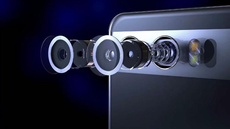 Huawei P20 Lite'ın gerçek görüntüleri