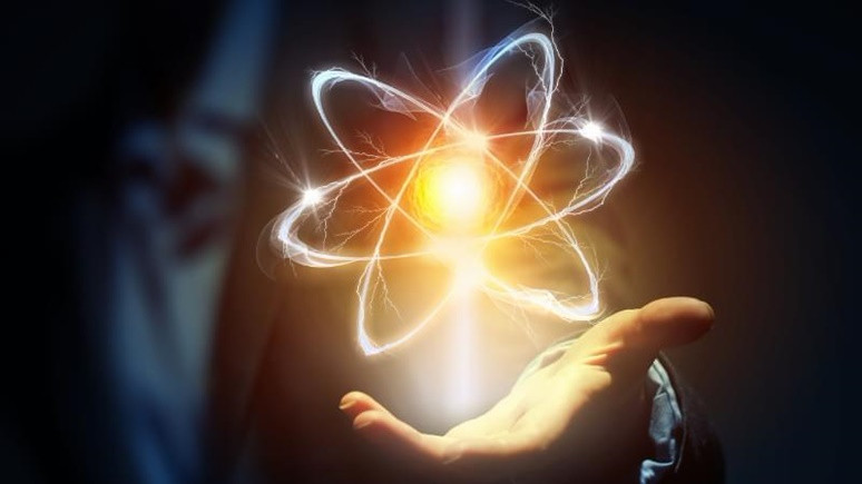 Atomda veri sakladılar!