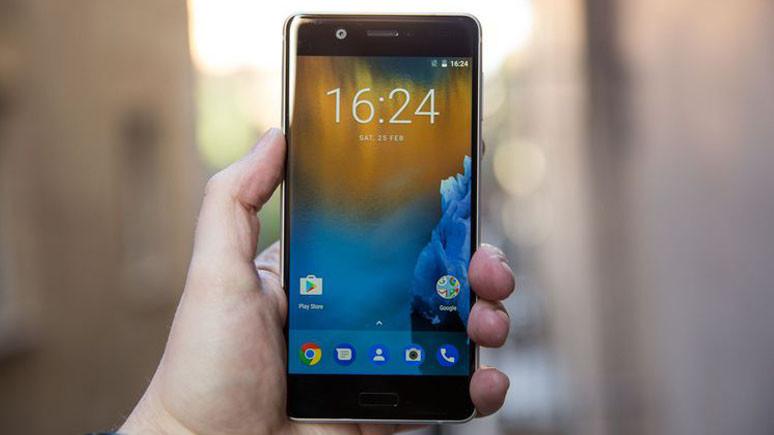 Nokia 5 dayanıklılık testi (Video)