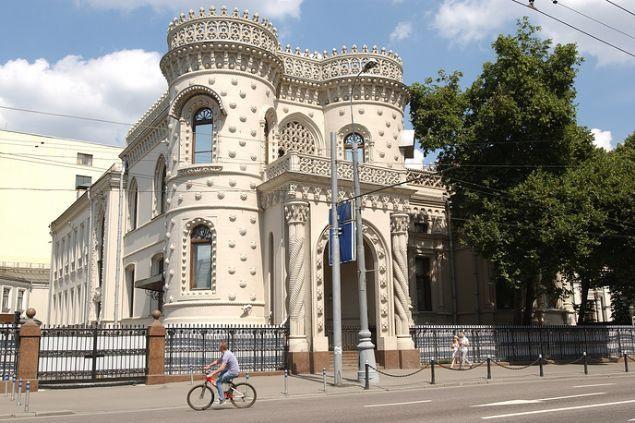 Rusya'nın en etkileyici binalarından bazıları - Page 3