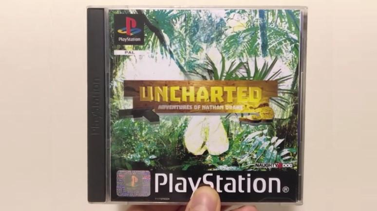 Uncharted, PlayStation 1'de nasıl görünürdü?
