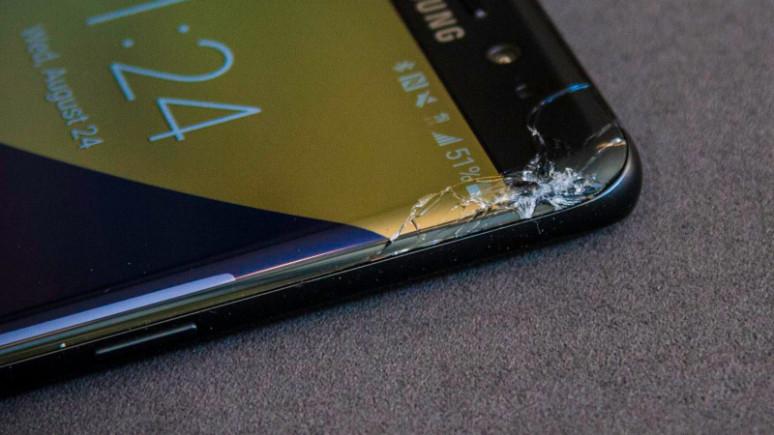 Telefon ekranını kıranlara müjdeli haber