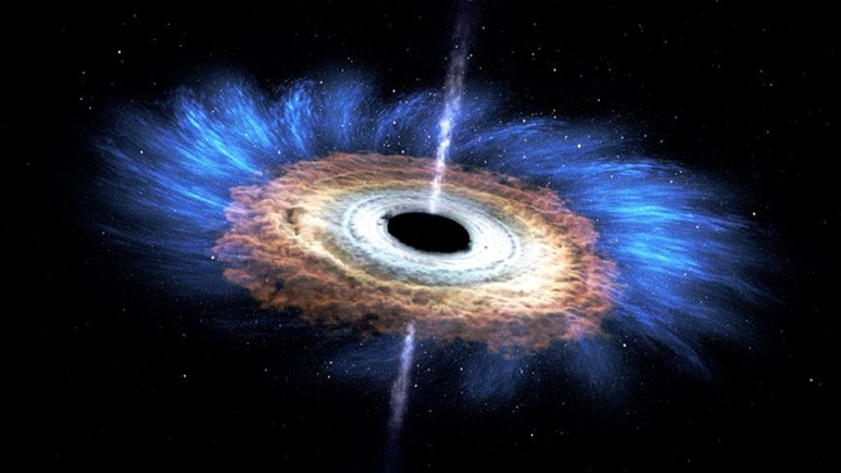 Galaksimizdeki kara deliği 2018'de göreceğiz!