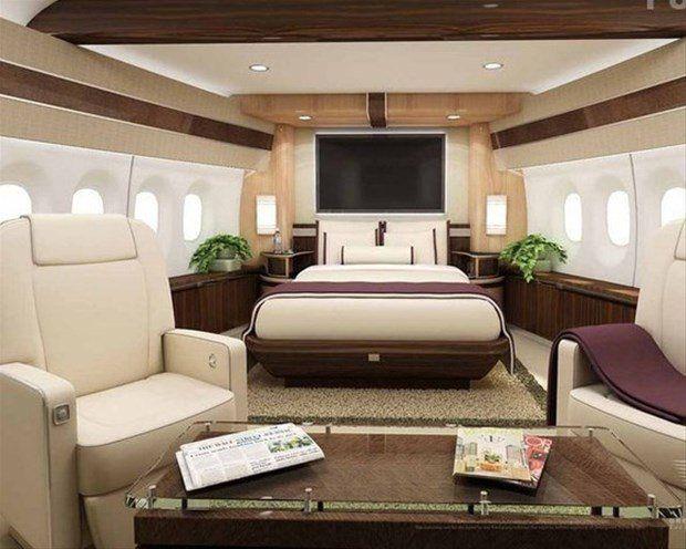 Dünyanın en pahalı 10 uçağı - Page 3