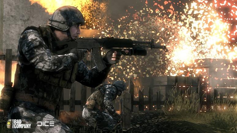 Battlefield: Bad Company ücretsiz!