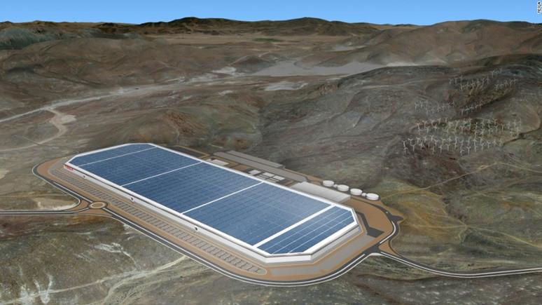 Tesla'nın dev pili binlerce km alana sahip!