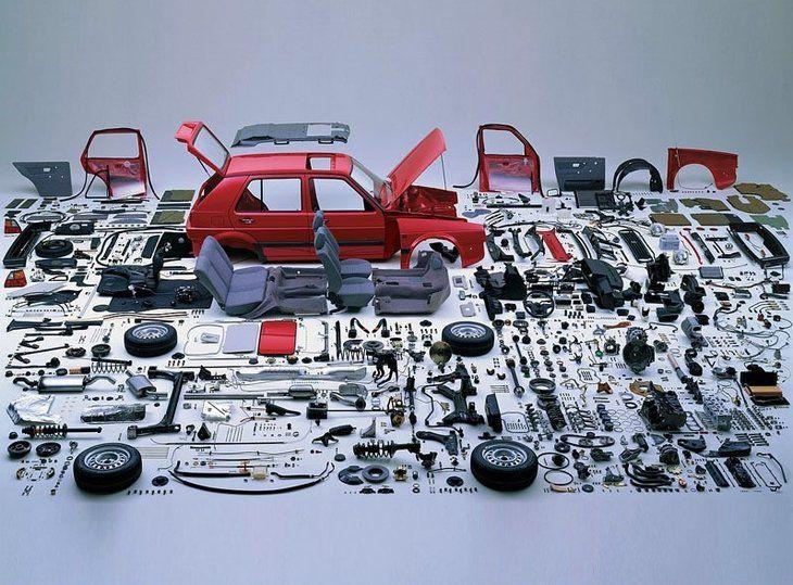 Otomobillerle ilgili daha önce hiç duymadığınız sıra dışı bilgiler - Page 1