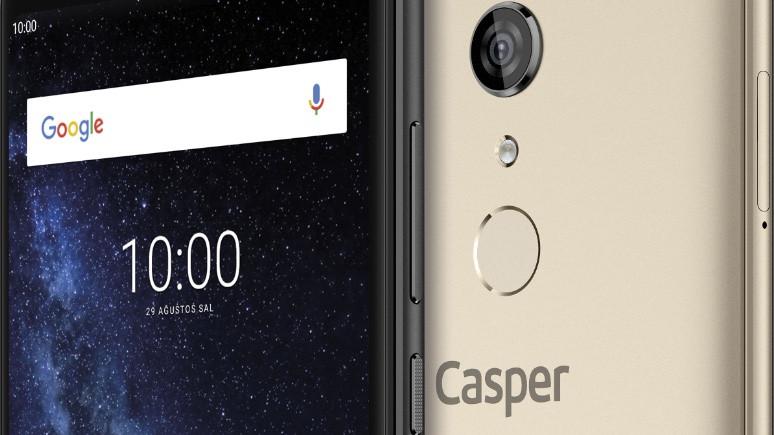 Casper, telefonları ile rekora imza attı!