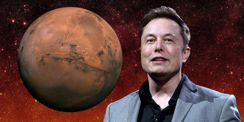Elon Musk, Mars'a göndereceği aracı yayımladı - Page 1