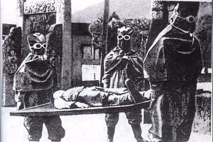 Japonya'nın savaş sırasında kullanılan 11 gizli silahı - Page 1