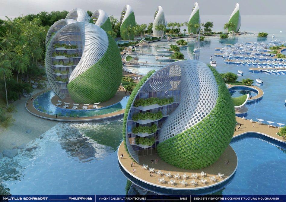 2017 yılının en üst düzey mimari konseptleri - Page 2