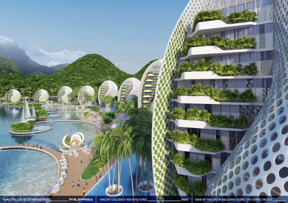 2017 yılının en üst düzey mimari konseptleri - Page 3