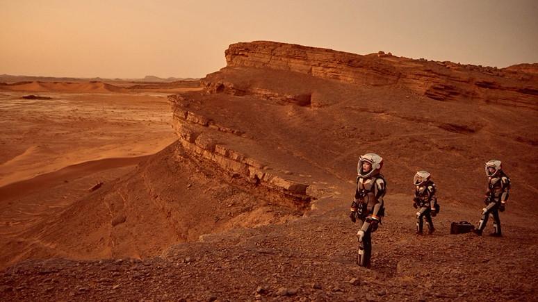 Mars'taki yaşamla ilgili yeni teori!