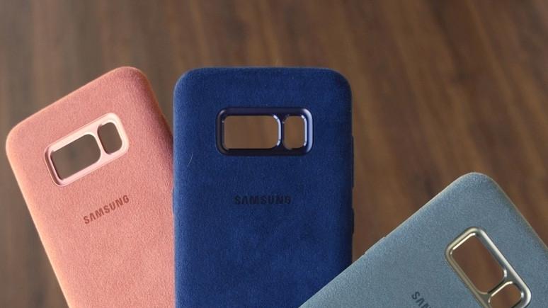 Resmi Galaxy S9 aksesuarları!