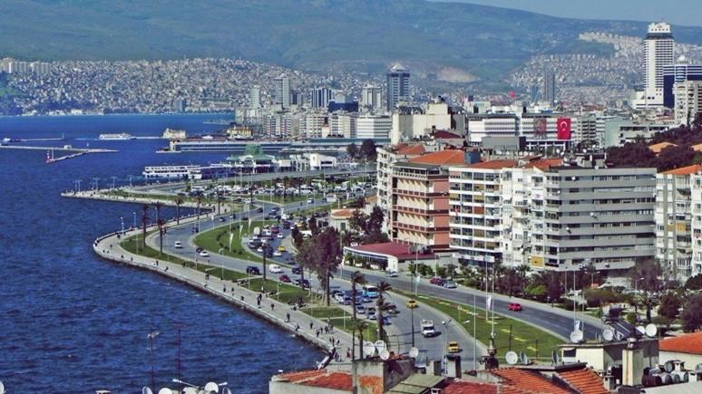 İzmir'de bilim kurgu dizisi!
