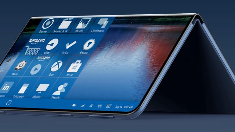 Microsoft neden katlanabilir akıllı telefon yapacak?