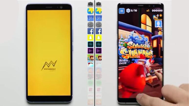 HTC U11+ mı yoksa Note8 mi daha hızlı? (Video)