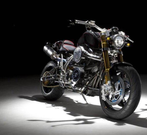 İşte dünyanın en pahalı 10 motosikleti - Page 4