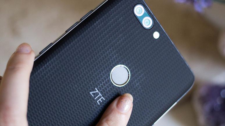 İşte ZTE'nin ilk çerçevesiz akıllı telefonu!