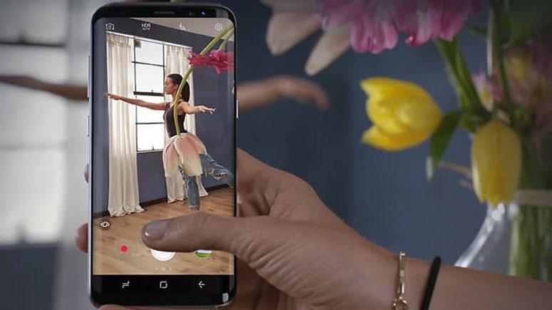 Galaxy S9'un ön paneli sızdırıldı